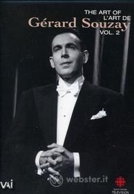 Souzay, Gerard - The Art Of Gerard Souzay, Vol.2