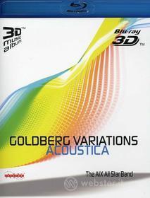 Johann Sebastian Bach - Goldberg Variations Acoustica (Blu-ray)