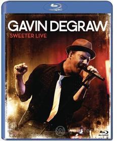 Gavin Degraw - Sweeter Live (Blu-ray)