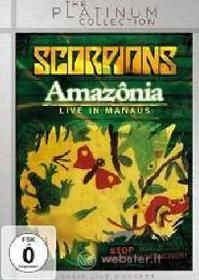 Scorpions. Amazonia. Live in the Jungle (Edizione Speciale)