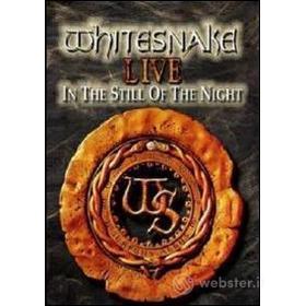 Whitesnake. Live. In The Still Of The Night