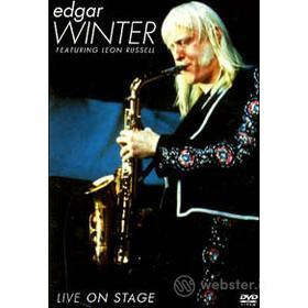 Edgar Winter. Live with Leon Russell