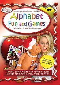 Mrs Gingerbread - Gingerbread House Alphabet Fun & Game