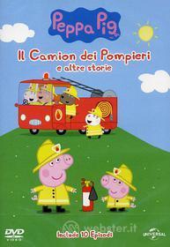 Peppa Pig. Il camion dei pompieri e altre storie