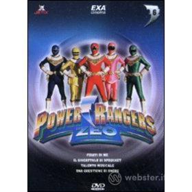 Power Rangers Zeo. Vol. 6
