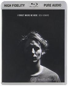 Ben Howard - I Forget Where We Were (Audio Blu-Ray) (Blu-ray)