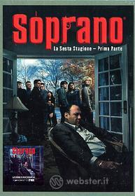 I Soprano. Stagione 6. Parte 1 (4 Dvd)