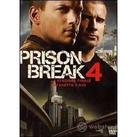 Prison Break. Stagione 4 (6 Dvd)