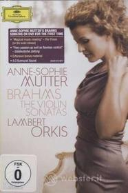 Anne-Sophie Mutter. Brahms. The Violin Sonatas Nos. 1-3