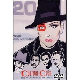 Culture Club. Live At The Royal Albert Hall. The 20th Anniversary Concert