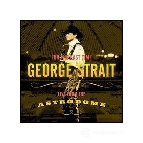 Georg Strait. For The Last Time Live...