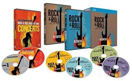 Rock & Roll Hall Of Fame In Concert (6 Blu-Ray) (Blu-ray)