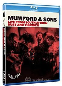 Mumford & Sons - Live From South Africa: Dust & Thunder (Blu-ray)