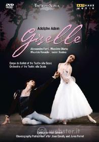 Adolphe Adam. Giselle