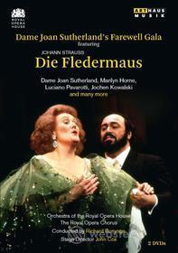 Johann Strauss. Dame Joan Sutherland's Farewell Gala - Il Pipistrello (2 Dvd)