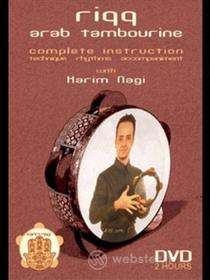Karim Nagi - Riqq Arab Tambourine Instruction
