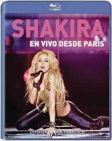 Shakira - En Vivo Desde Paris (Blu-ray)