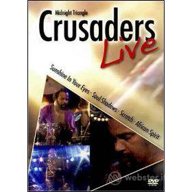The Crusaders. Live