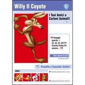 Willy il coyote. I tuoi amici a cartoni animati