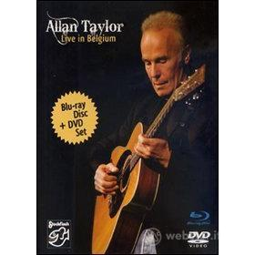 Allan Taylor. Live in Belgium (2 Blu-ray)