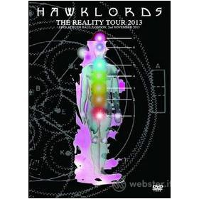 Hawklords. The Reality Tour 2013