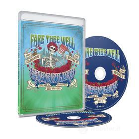 Grateful Dead. Fare Thee Well (2 Dvd)