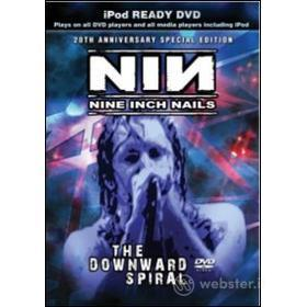 Nine Inch Nails. The Download Spiral 20th Anniversary