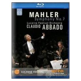 Gustav Mahler. Symphony No. 7 (Blu-ray)