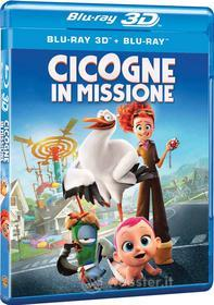 Cicogne In Missione (3D) (Blu-Ray 3D+Blu-Ray) (2 Blu-ray)