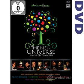 The New Universe Music Festival 2010. Live! (2 Dvd)