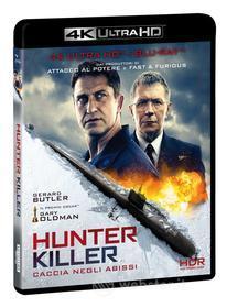 Hunter Killer - Caccia Negli Abissi (Blu-Ray 4K+Blu-Ray) (Blu-ray)