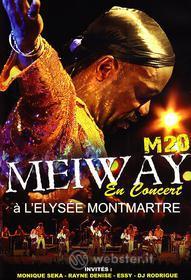 Meiway - M20 En Concert A L'Elysee Montmartre