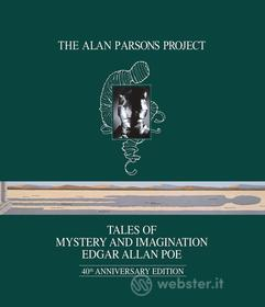 Alan Parsons Project - Tales Of Mystery And Imagination Edgar Allan Poe (Blu-ray)