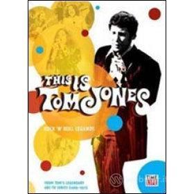 Tom Jones. This Is Tom Jones. Rock'n'Roll Legends (3 Dvd)
