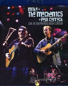 Mike & Mechanics - Live At Shephards Bush (Blu-ray)
