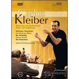 Carlos Kleiber. Rehearsal And Performance