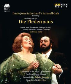 Johann Strauss. Dame Joan Sutherland's Farewell Gala - Il Pipistrello (Blu-ray)