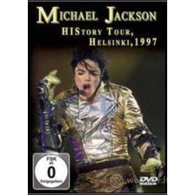 Michael Jackson. History Tour, Helsinki, 1997