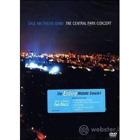 Dave Matthews Band. The Central Park Concert