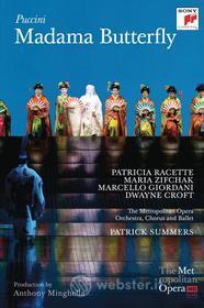 Giacomo Puccini. Madama Butterfly (2 Dvd)