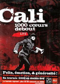 Cali - 1000 Coeurs Debout Standard (2 Dvd)