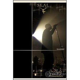 Seal. One Night To Remember (2 Dvd)