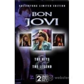 Bon Jovi. The Hits, The Legends (2 Dvd)