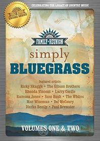 Country Family Reunion: Simple Bluegrass 1-2