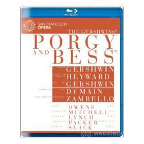 George Gershwin. Porgy & Bess (Blu-ray)