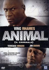 Animal. Il criminale