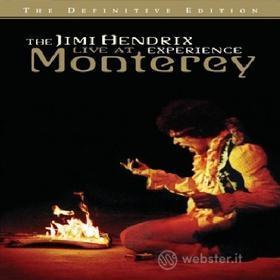 Jimi Hendrix Live at Monterey (Blu-ray)