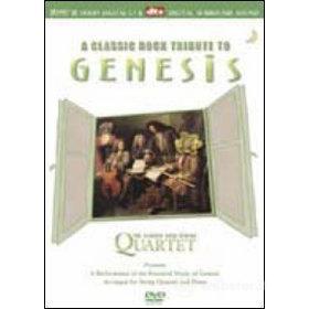 The Classic Rock String Quartet. A tribute to Genesis
