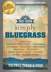 Country Family Reunion: Simple Bluegrass 3-4