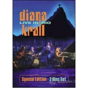 Diana Krall. Live in Rio (Edizione Speciale 2 dvd)